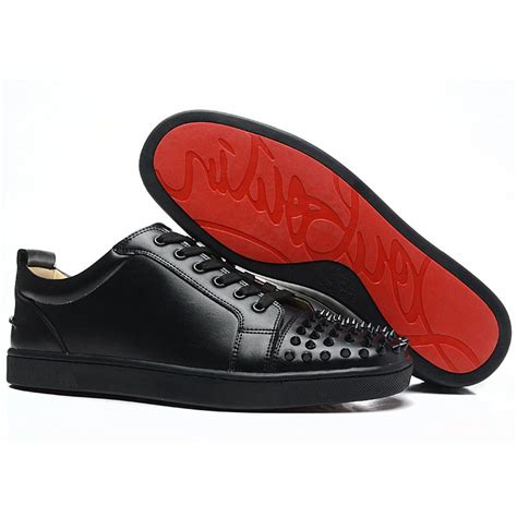 bottom sneakers mens cheap christian louboutin louis junior spikes mens flat