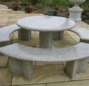 Cement Patio Furniture by Concrete Used Patio Furniture 15 Appealing Concrete Patio