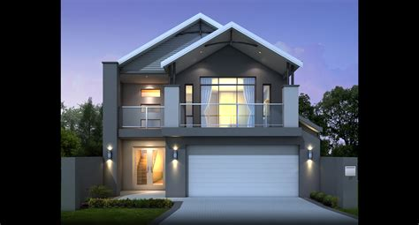 narrow lot houses narrow lot homes perth display houses designs great