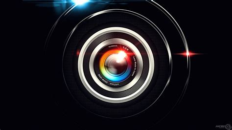 camera wallpaper free download camera lens wallpaper 1920x1080 117255 wallpaperup