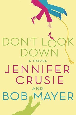 Book Review Dont Look By Crusie And Bob Mayer by Don T Look By Crusie Bob Mayer Books