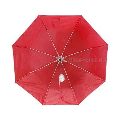 Payung Lipat Grc 1 payung grc standar lipat tiga merah