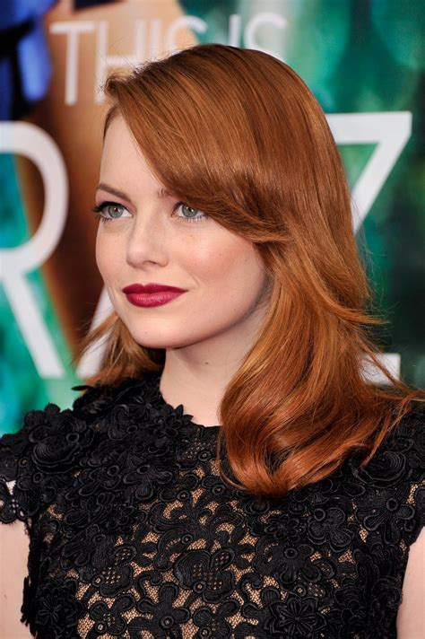 choosing a lshade lipstick for redheads how to choose a shade stylecaster