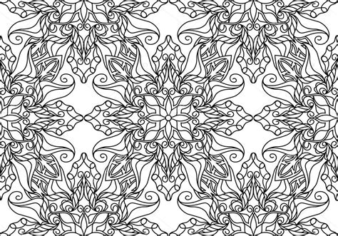 coloring pages for adults and older children patterns