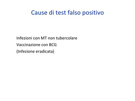 test falso positivo cause ppt ferrarese quot the diagnosis of the disease laboratory