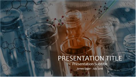powerpoint templates free laboratory free science lab powerpoint template 10424 sagefox