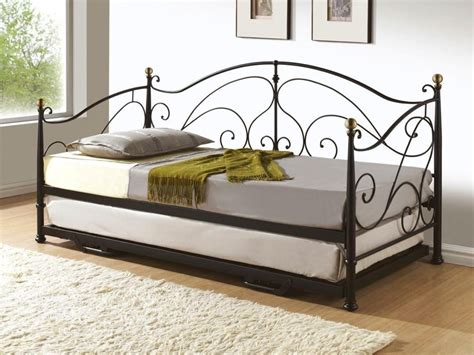 Daybed With Pop Up Trundle Bed Daybed Frame With Pop Up Trundle Bed Frames Ideas