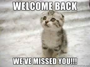 35 very best welcome back pictures and photos via relatably com