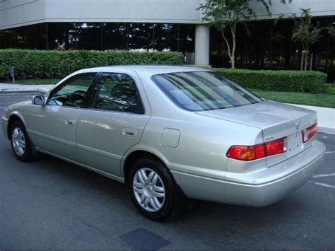 Used Toyota Camry For Sale By Owner Used 2000 Toyota Camry For Sale By Owner In Los Angeles