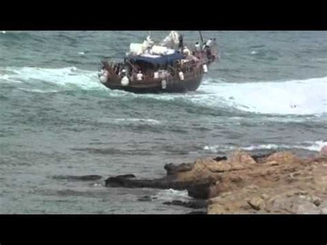 boat crash greece sissi boat crash crete greece part 1 5 youtube