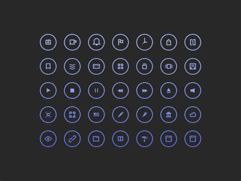 desain jam dinding psd smartphone bulat ikon psd bahan desain elemen psd free psd