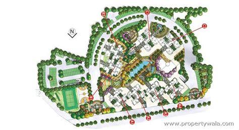 layout plan of garden city runwal garden city balkum thane apartment flat