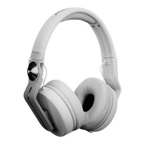 Headphone Pioneer Hdj 700 pioneer hdj 700 white headphones