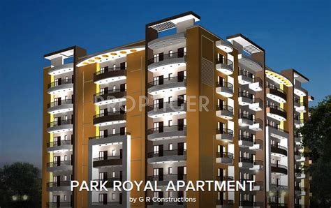 Royal Appartments by Gr Park Royal Apartment In Aliganj Lucknow Price