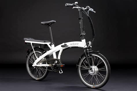 E Bike Reifen Für Normales Fahrrad by E Faltrad 20 E Bike Adore Zero Weiss 250w Li Ion 36v 6