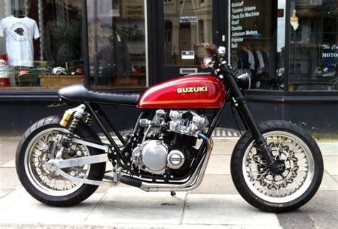 1978 Suzuki Gs550 by Suzuki Gs550 1978 Caf 233 Racer Gs550 Cafes
