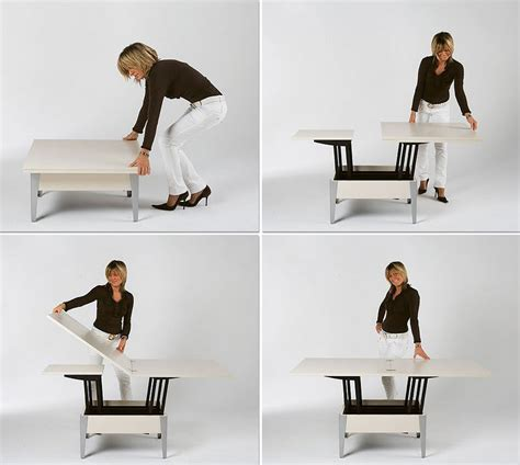 Expandable Dining Room Tables by Convertible Tables Smart And Modern Solutions For Small