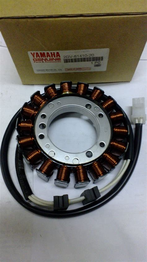 Spare Part Nouvo stator assy