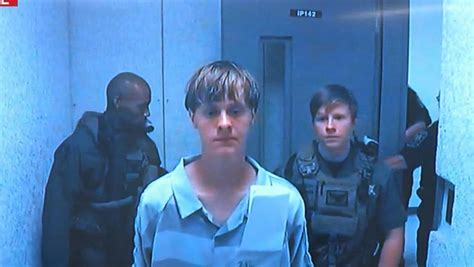 dylann roof dylann roof hears victims families speak at 1st court