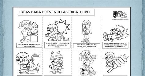 Dibujos Para Colorear Ah1n1 | en la escuela caben tod s prevenci 211 n gripe a