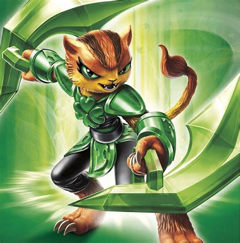 Kaos Cats And Cookies tuff luck skylanders wiki fandom powered by wikia