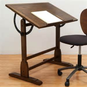 Vintage Wood Drafting Table Vintage Wood Drafting Table