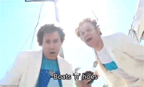 john c reilly boats and hoes boats and hoes step brothers gif wifflegif