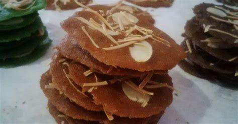 Kue Cookies Almond Crispy resep kue lebaran resep almond crispy cheese cookies