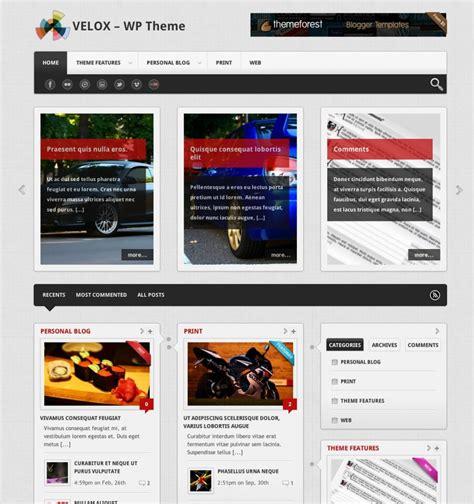 blogger x wordpress velox blog wordpress theme