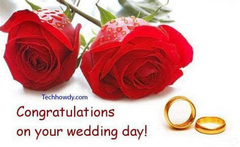Marriage Congratulations Unique Wishes Quotes Cards