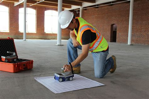 The Potential of GPR for Concrete Construction  Concrete