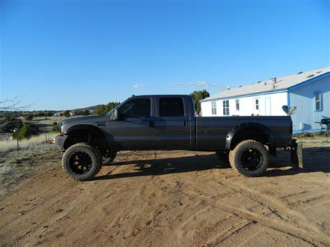 f250 long bed 2002 f250 7 3l crew cab long bed lifted