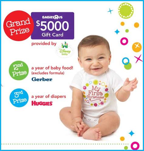 Babies R Us Sweepstakes - thrifty momma ramblings babies r us baby s first christmas sweepstakes