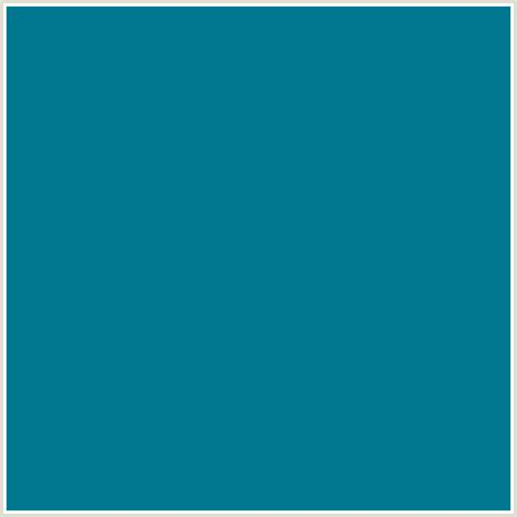 Farbe Lagune by 017890 Hex Color Rgb 1 120 144 Blue Lagoon Light Blue