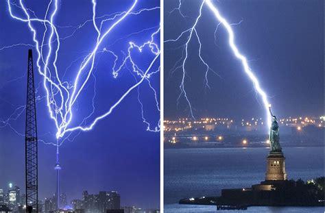 imagenes impresionantes de rayos los lugares m 225 s emblem 225 ticos del mundo golpeados por rayos