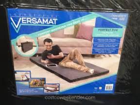 Foam Floor Mats Costco Innocor Novaform Loungeables Versamat Trifold Mat Costco