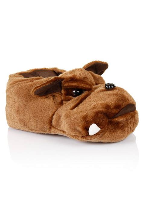 mens animal slippers bruno galli adults soft 3d animal slippers mens slip on