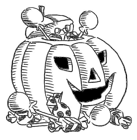 pumpkin head coloring page free coloring pages