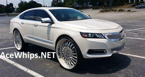2014 impala on 24s ace 1 2014 chevy impala on 30 quot forgiatos