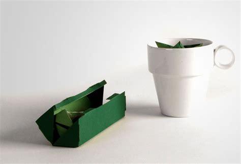 Origami Tea - 15 kreative verr 252 ckte verpackungen f 252 r produkte