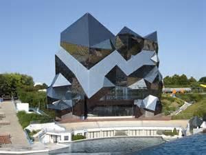 modern architecture futuroscope by imalia architecture pinterest