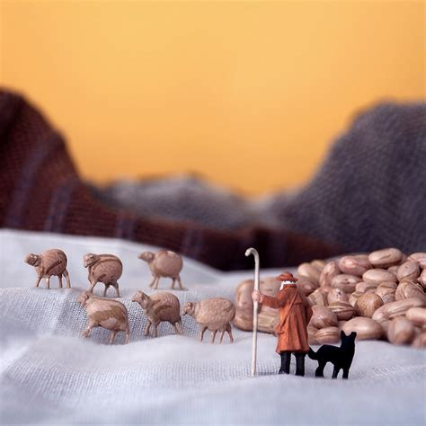 Tiny People's Big Adventures In A World Of Food by William