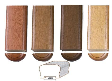 corrimano in legno brico corrimano classico in massello