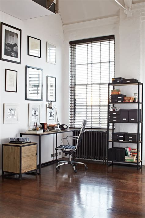 industrial style home an industrial style home office industrial style iron