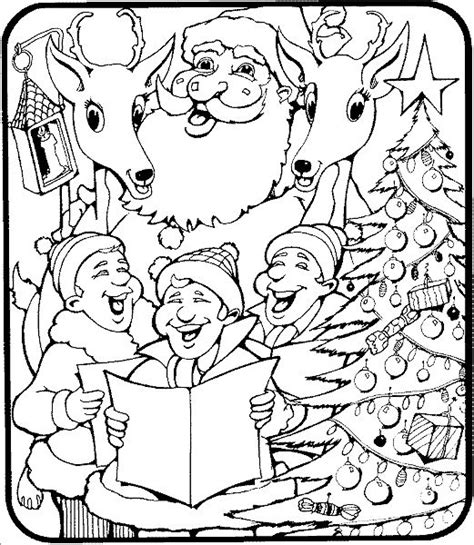coloring pages hard christmas hard pretty christmas coloring pages santa coloring