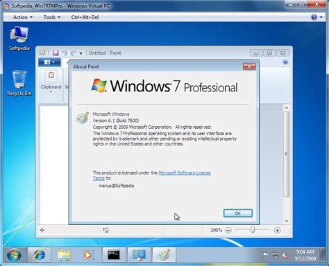tutorial instal windows 7 professional windows 7 professional installation screenshots resdownpan