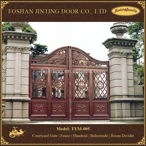 design  house gates front design