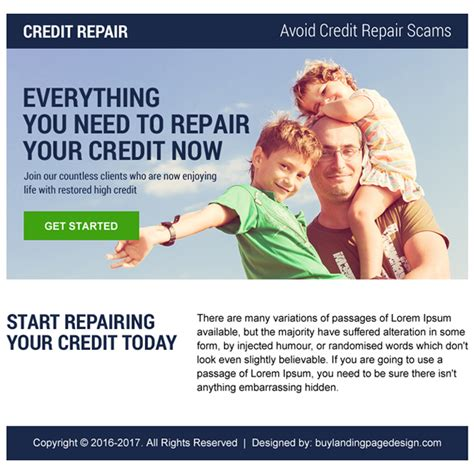 Credit Repair Website Templates Credit Repair Website Templates For Sale Pidbig