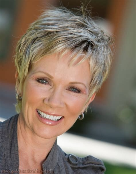 trendy hairstyles for mature women 2017 haircuts inspiring short pixie haircuts for older women snapshot