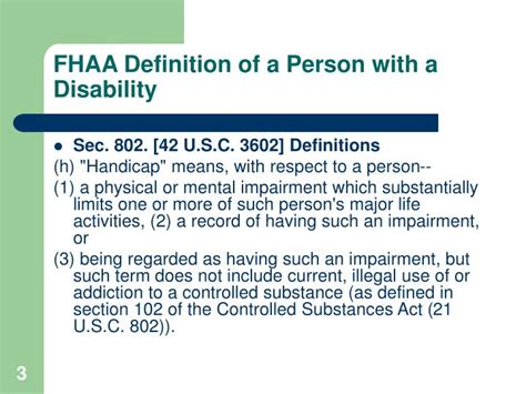 Section 42 Mental Health Act by Ppt Reasonable Accommodations Reasonable Modifications